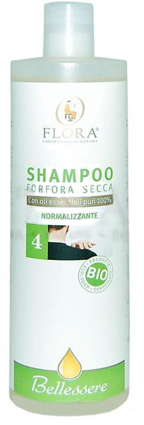 SHAMPOO ANTIFORFORA SECCA BIO da 150ml-0