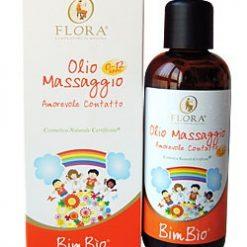 Olio da massaggio BIMBIO da100ml-0