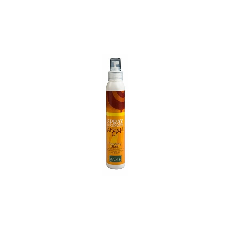 SPRAY LUCIDANTE PER CAPELLI all'olio di Argan da 75ml.-0