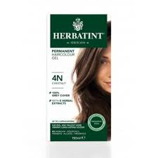 HERBATINT COLORANTE PER CAPELLI CASTANO 4 N da 135 ml-0