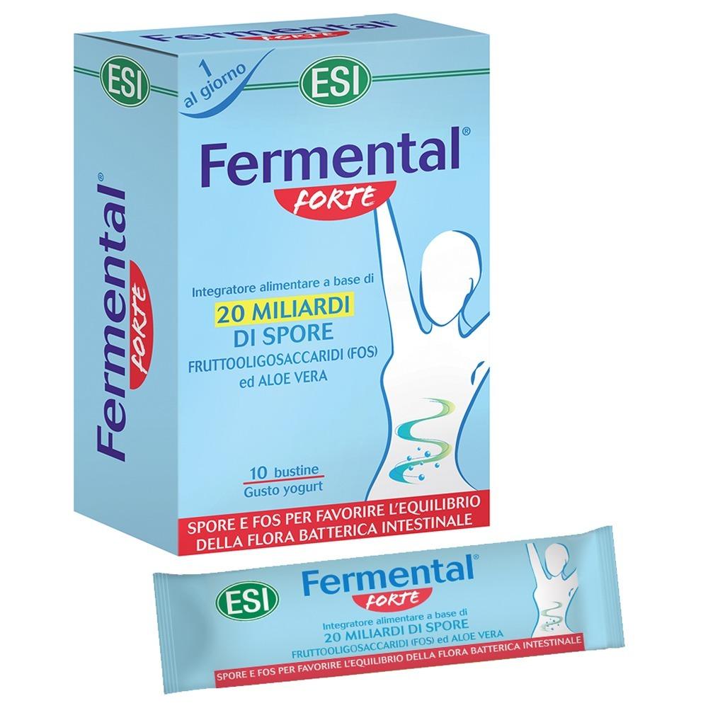 FERMENTAL FORTE da 10 bustine-0